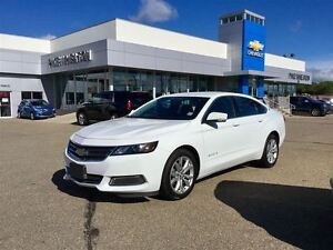 2016 Chevrolet Impala LT Sedan LT w/2LT and Navigation