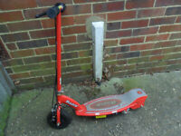 Razor E100 Electric Scooter-Spares or Repair-Collect