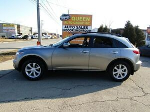 2005 Infiniti FX35 Sunroof | Heated Seats | Leather