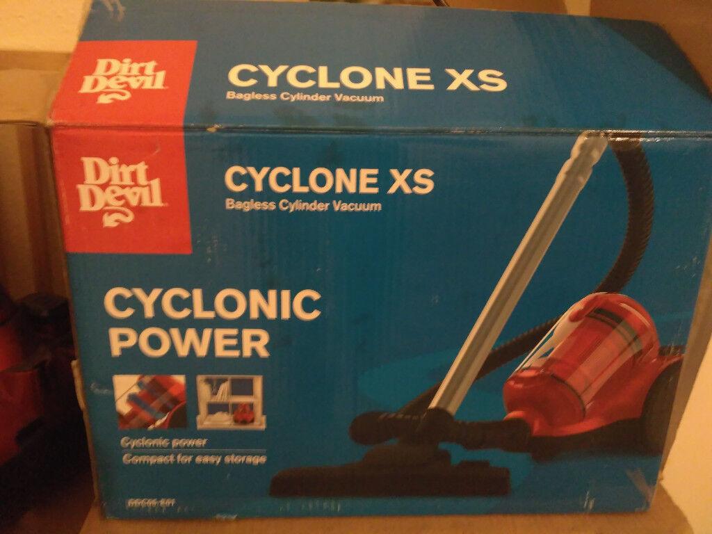Dirt Devil Cyclone XS vaccum hoover