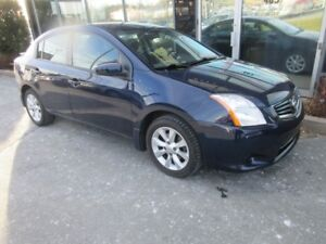 2011 Nissan Sentra AUTO WITH ONLY 83K & WINTER TIRES!