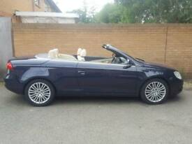 Volkswagen EOS 2007,Convertible, Automatic, 2 Litre, Petrol.