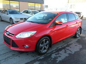 2012 Ford Focus SE - Heated Seats, Bluetooth, Sirius XM