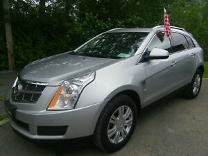 2011 Cadillac SRX 3,0 Luxury