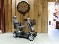 2009 Kymco 8 Mph Mobility Scooter