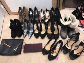 Job of Ladies shoes Size UK 6