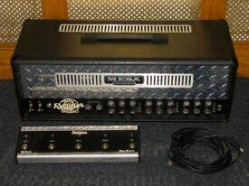 Mesa Boogie Triple Rectifier 150 watt valve head