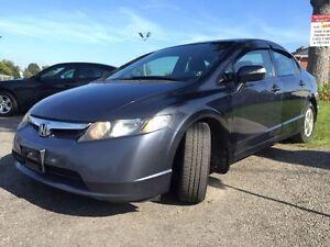 2007 Honda Civic Hybrid $54Wk-Back Up Sensor-Cruise London Ontario image 4