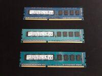 12GB DDR3 PC Memory (RAM)