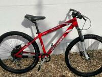 Specialized Rockhopper small, perfect for teens