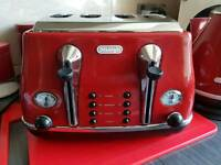 delonghi multi toaster and kettle
