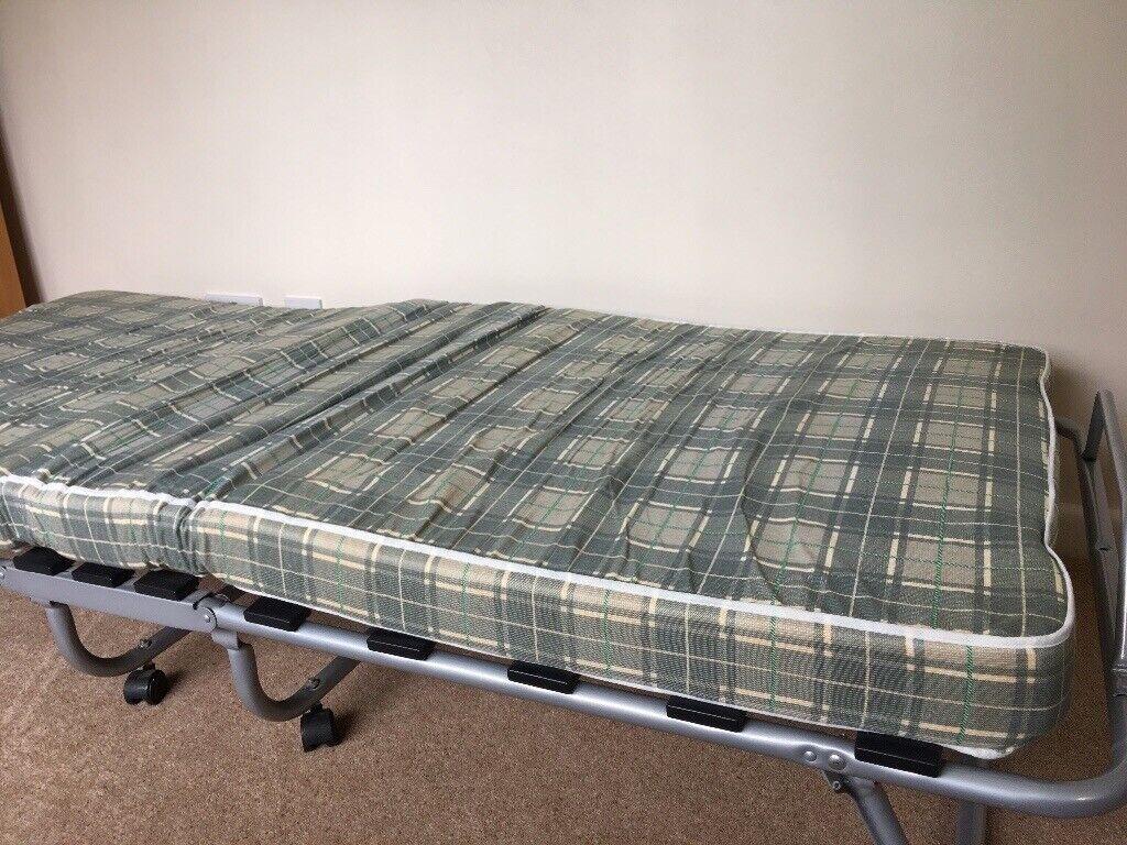 FOLD UP SINGLE BED   in Kenley, London   Gumtree