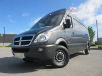 2008 Dodge Sprinter 2500 High Roof Allongé ** BAS KILO **
