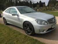 MERCEDES CLC220 CDI AUTO 2008 LOOKS stunning DRIVES PERFECT