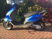PIAGGIO FLY 50cc - 2 STROKE 50 SCOOTER MOPED - GOOD CONDITION