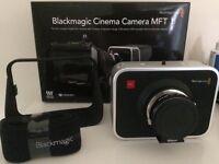 Black Magic Cinema Camera MFT