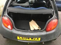 Black - 04 Plate - 1.3L Petrol Ford Focus
