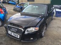 AUDI A4 B7 2.0 TDI AUTOMATIC 2006 - *BREAKING*