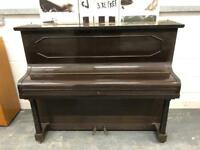 "🎵🎹***CAN DELIVER*** small NEAT UPRIGHT PIANO BY ""BREITMANN"" *** CAN DELIVER***"