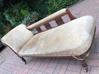 Victorian Chaise longe