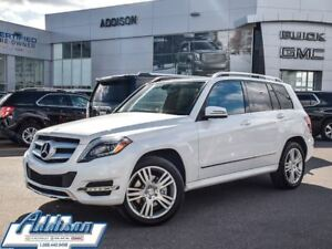 2015 Mercedes-Benz GLK-Class Blue Tech, GPS, pano roof