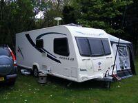 2011 Bailey Pegasus Verona 4 Berth Caravan