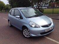 (55) Honda Jazz se 1.3 , finance from ��25 a week, only 33,000 miles ,service history ,fiesta corsa.