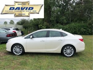 2014 Buick Verano 1SD CONVENIENCE 1/ REMOTE START/ REAR CAM/ FOG