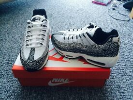Brand New in Box Nike Air Max 95's Size 5.5