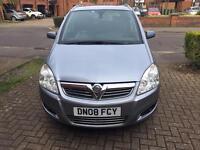 Vauxhall Zafira design 1.8i patrol