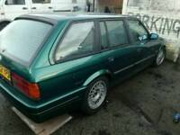 Bmw e30 325i Touring Manual M20b25 spares parts breaking