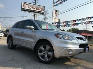 2007 Acura RDX AWD/Only 114k/No Accidents