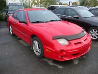 2001 Pontiac SUNFIRE GT *SPORT* Rouge-Red