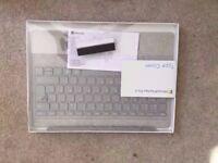 Surface pro 4 Alcantara keyboard