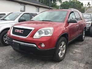 2012 GMC Acadia ALL VEHICLES REDUCED!!