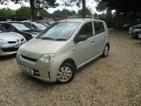 DAIHATSU CHARADE 1.0 5 DR MANUAL £30 TAX LOW MILEs WARRANTED HPI CLEAR 1 FORMER LADY KEEPER SINCE 06
