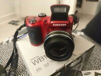 SAMSUNG WB100 DIGITAL CAMERA