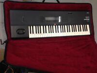Korg M1 midi-controller keyboard, as is