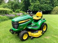 "John Deere X540 Ride On Mower - 48"" Mulch Deck - Lawnmower - Kubota/Countax/"