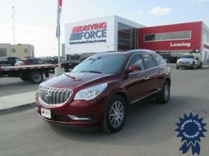 2015 Buick Enclave All Wheel Drive, Leather Seats, Power Sunroof