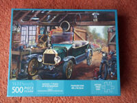 W H SMITH JIG SAW PUZZLE - 500 pieces - Model T Ford