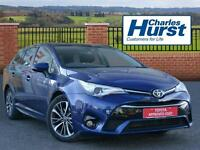 Toyota Avensis D-4D BUSINESS EDITION PLUS (blue) 2015-06-08