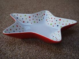 Star Shape Fruit Bowl by John Lewis