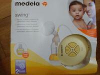 Medela SWING Single Electric Breast Pump * Collect Leeds LS17 & Post *