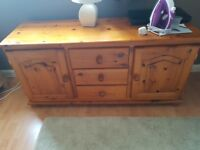 Pine sideboard very good condition any questions please ask Bedworth area
