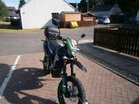 for sale lexmoto adrenaline 125cc