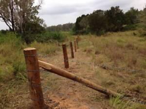 Fraser Coast , Rural fencing & spraying