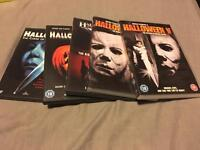 Halloween 1-5 COLLECTABLE