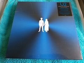 U2 - SONGS OF EXPERIENCE - DELUXE VINYL BOX SET - BRAND NEW - STILL IN SHRINK WRAP