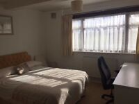Double room to rent short and long stay